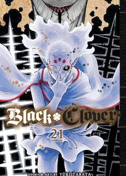 Black Clover Manga vol. 21 (Viz Media)