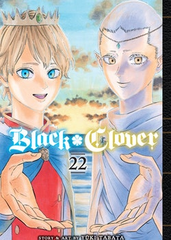 Black Clover Manga vol. 22 (Viz Media)