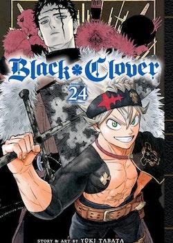 Black Clover Manga vol. 24 (Viz Media)