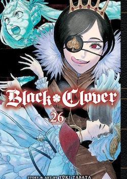 Black Clover Manga vol. 26 (Viz Media)