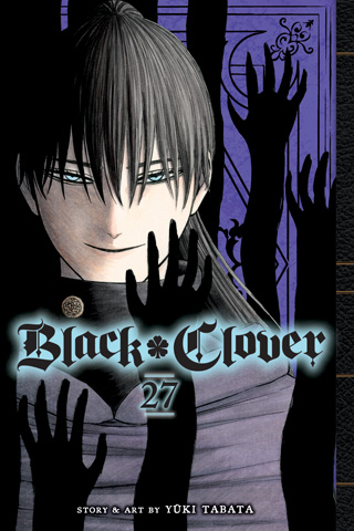 Black Clover Manga vol. 27 (Viz Media)