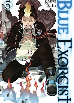 Blue Exorcist vol. 5 (Viz Media)