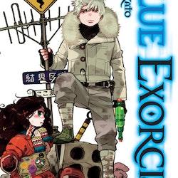 Blue Exorcist vol. 22 (Viz Media)