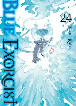 Blue Exorcist vol. 24 (Viz Media)