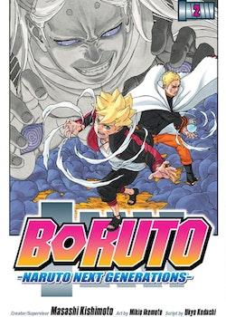Boruto: Naruto Next Generations vol. 2 (Viz Media)