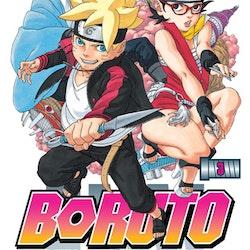 Boruto: Naruto Next Generations vol. 3 (Viz Media)