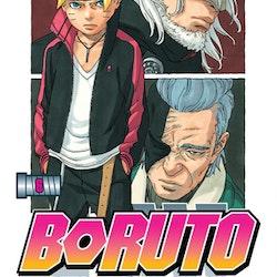 Boruto: Naruto Next Generations vol. 6 (Viz Media)