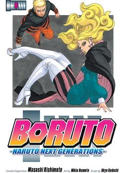 Boruto: Naruto Next Generations vol. 8 (Viz Media)
