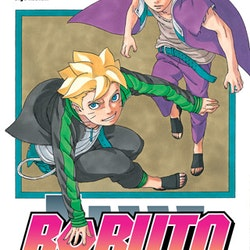 Boruto: Naruto Next Generations vol. 9 (Viz Media)