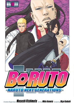 Boruto: Naruto Next Generations vol. 10 (Viz Media)