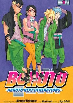 Boruto: Naruto Next Generations vol. 11 (Viz Media)