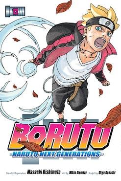 Boruto: Naruto Next Generations vol. 12 (Viz Media)