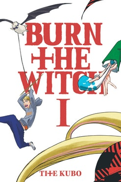 Burn the Witch vol. 1 (Viz Media)