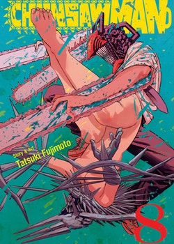Chainsaw Man vol. 8 (Viz Media)