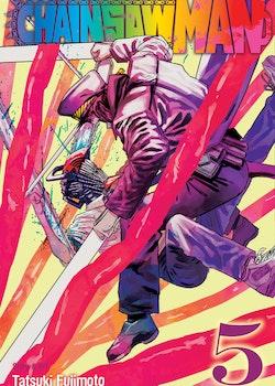 Chainsaw Man vol. 5 (Viz Media)