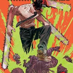 Chainsaw Man vol. 1 (Viz Media)