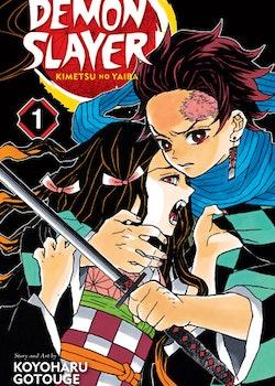 Demon Slayer: Kimetsu no Yaiba vol. 1 (Viz Media)