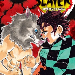Demon Slayer: Kimetsu no Yaiba vol. 4 (Viz Media)