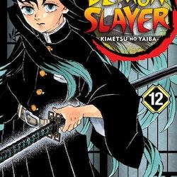 Demon Slayer: Kimetsu no Yaiba vol. 12 (Viz Media)