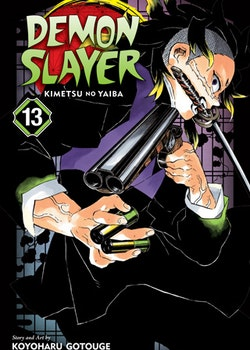 Demon Slayer: Kimetsu no Yaiba vol. 13 (Viz Media)