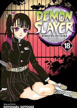 Demon Slayer: Kimetsu no Yaiba vol. 18 (Viz Media)