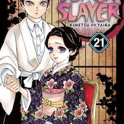 Demon Slayer: Kimetsu no Yaiba vol. 21 (Viz Media)