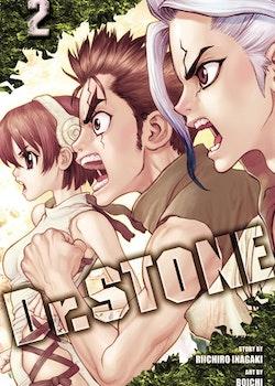 Dr. STONE vol. 2 (Viz Media)