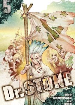 Dr. STONE vol. 5 (Viz Media)