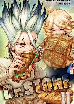 Dr. STONE vol. 11 (Viz Media)