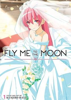 Fly Me to the Moon vol. 1 (Viz Media)