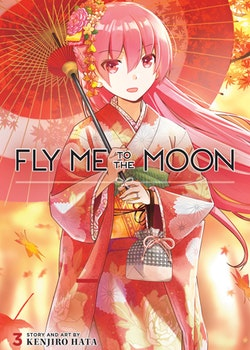 Fly Me to the Moon vol. 3 (Viz Media)