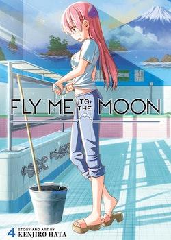 Fly Me to the Moon vol. 4 (Viz Media)