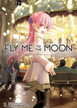 Fly Me to the Moon vol. 5 (Viz Media)