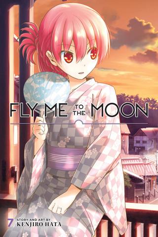 Fly Me to the Moon vol. 7 (Viz Media)