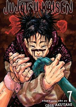 Jujutsu Kaisen Vol. 7 (Viz Media)
