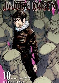 Jujutsu Kaisen Vol. 10 (Viz Media)