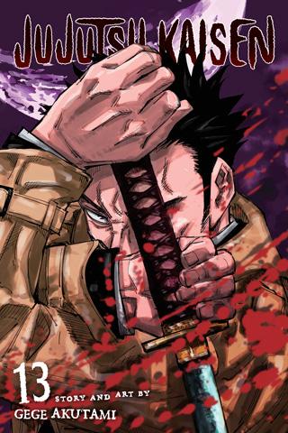 Jujutsu Kaisen Vol. 13 (Viz Media)