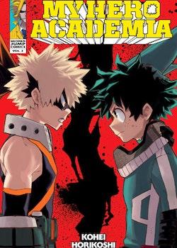My Hero Academia vol. 2 (Viz Media)