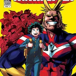 My Hero Academia vol. 1 (Viz Media)