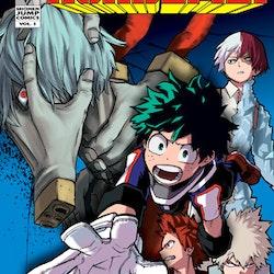 My Hero Academia vol. 3 (Viz Media)
