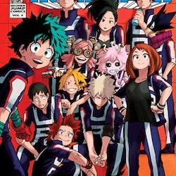 My Hero Academia vol. 4 (Viz Media)