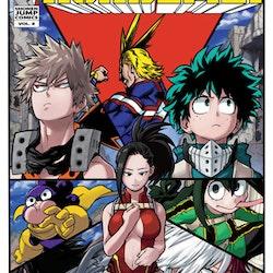 My Hero Academia vol. 8 (Viz Media)
