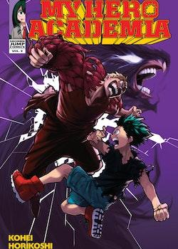 My Hero Academia vol. 9 (Viz Media)