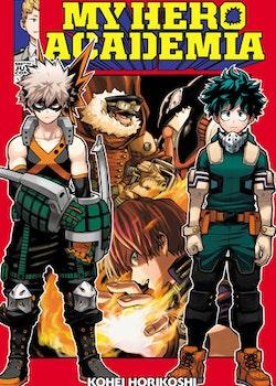 My Hero Academia vol. 13 (Viz Media)