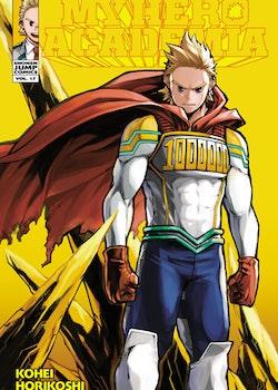 My Hero Academia vol. 17 (Viz Media)