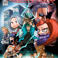 My Hero Academia vol. 20 (Viz Media)