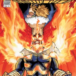 My Hero Academia vol. 21 (Viz Media)