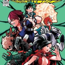 My Hero Academia vol. 22 (Viz Media)