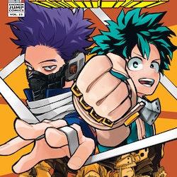 My Hero Academia vol. 23 (Viz Media)