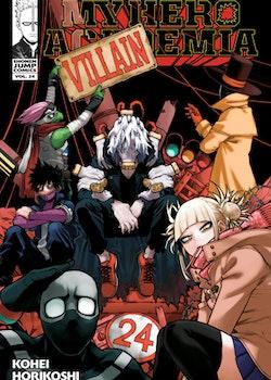 My Hero Academia vol. 24 (Viz Media)